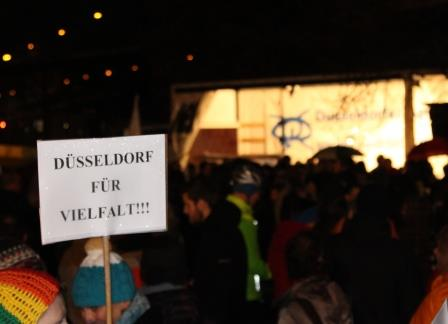 #NoDügIdA - Foto: Ingo Schneider