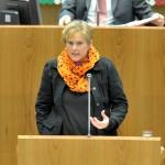 MdL Monika Pieper (Foto von Anke Knipschild)
