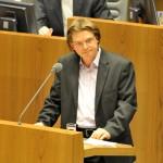 MdL Oliver Bayer (Foto A. Knipschild)