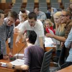 Jugend-Landtag_Foto Landtag NRW_Schälte