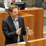 Mdl Dirk Schatz /Foto A.Knipschild