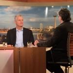 """Daniel Schwerd zu Gast bei WDR """"Eins zu Eins"""""""