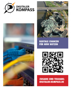 Digitaler Kompass Bild